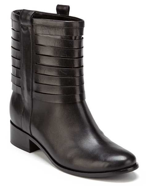 "Cole Haan ""Halle"" Leather Ankle Boot on Rue La La for $149.90"