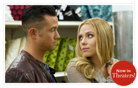 Don Jon, Now in Theaters! Courtesy of InStyle Magazine