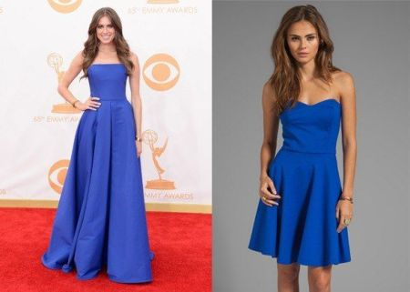 Allison Williams in Ralph Lauren Collection. ATTAIN the look for $180 at Revolve Clothing