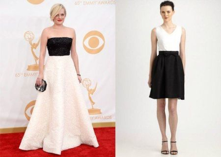 Elizabeth Moss in Andrew GN. ATTAIN the look for $415 at Saks 5th Avenue