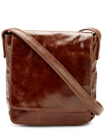 Hobo The Original Carly Leather Crossbody, $99.90 on Rue La La