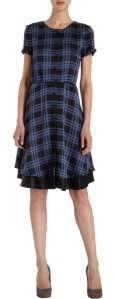 Holmes & Yang Fall 2013 Plaid Dress for $995