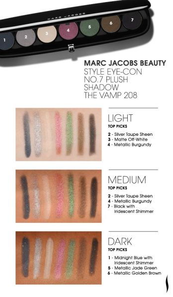 Marc Jacobs Beauty Collection at Sephora