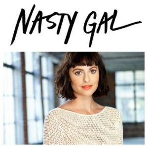 Sophia Amoruso of Nasty Gal courtesy of Refinery 29