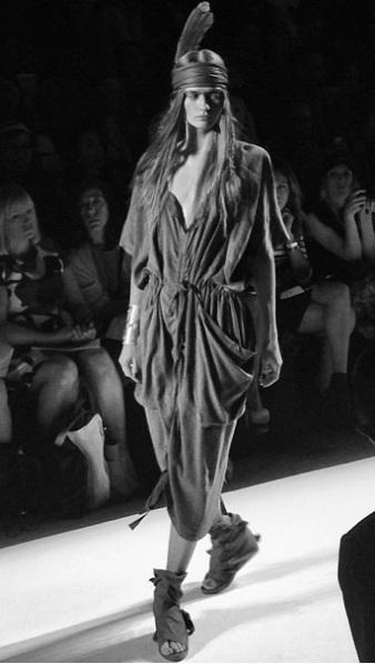 Nicholas K Courtesy of Mercedes-Benze Fashion Week Instagram