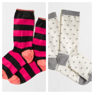 J.Crew Factory Trouser Socks