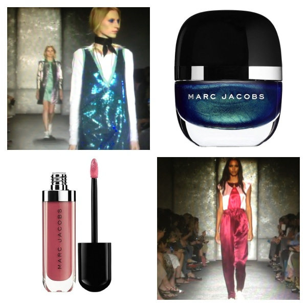Marc by Marc Jacobs Spring 2014 juxtaposed with Beauty