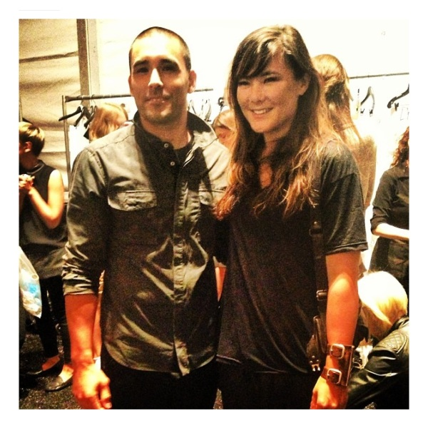 The brother-sister duo behind Nicholas K courtesy of Instagram