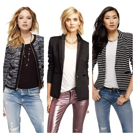 Juicy Couture Blazers