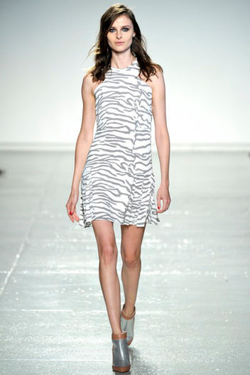 Rebecca Taylor Spring 2014 Dress courtesy of Glamour