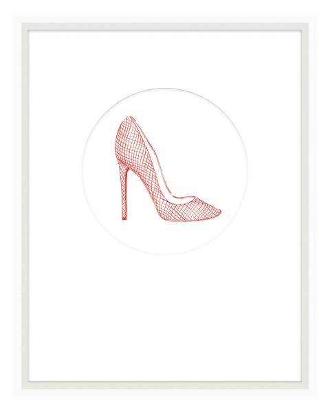 """""""Red Heel"""" by Soicher-Marin on Rue La La, $129.90"""