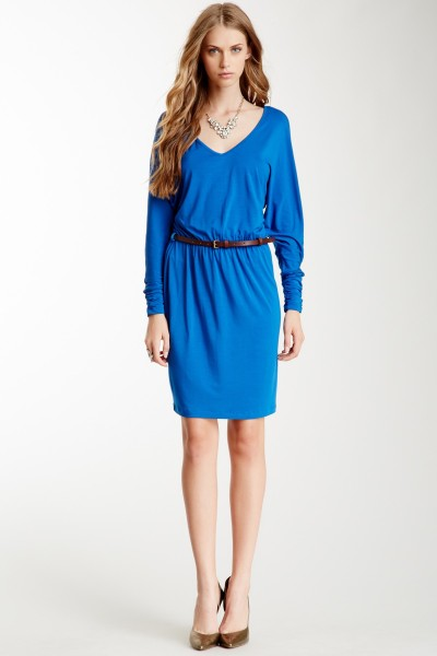 TART Ruma Dress in Blue on Hautelook for $79