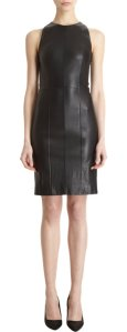 The Row Fall 2013 Leather Sheath Dress for $3090