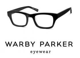 Warby Parker Eyewear Official Logo