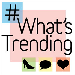 Elvis Duran Show What's Trending with Carla Marie Official Logo