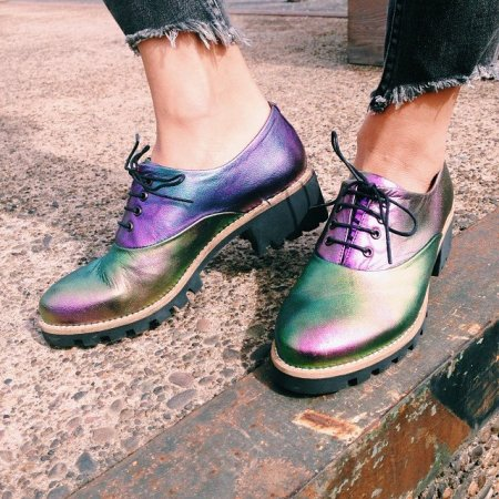 Urban Outfitters Miista X UO Georgie Heeled Oxford