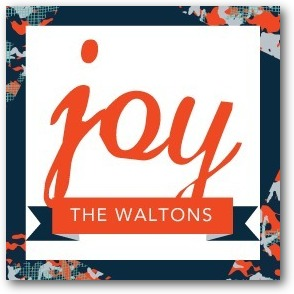 JOY Personalized Gift Tags, starting at $7