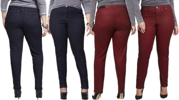 Jeggings, on SALE for $75, and Coated Denim, on SALE for $90!