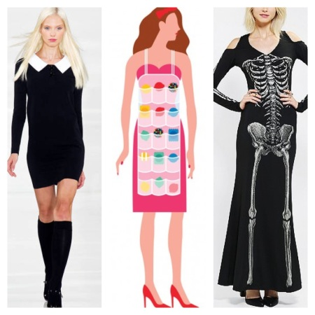 Wednesday Adams, Candy Crush, and Skeleton