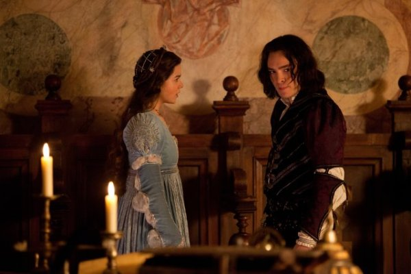 Romeo and Juliet, Hailee Steinfeld (Juliet) and Ed Westwick (Tybalt)