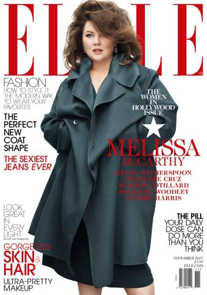 ELLE Magazine November 2013