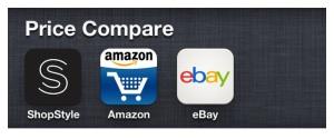 Price Compare Apps