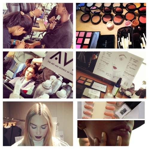 Images courtesy of the following Instagram accounts: Bloomingdales, Neiman Marcus, and Tibi.
