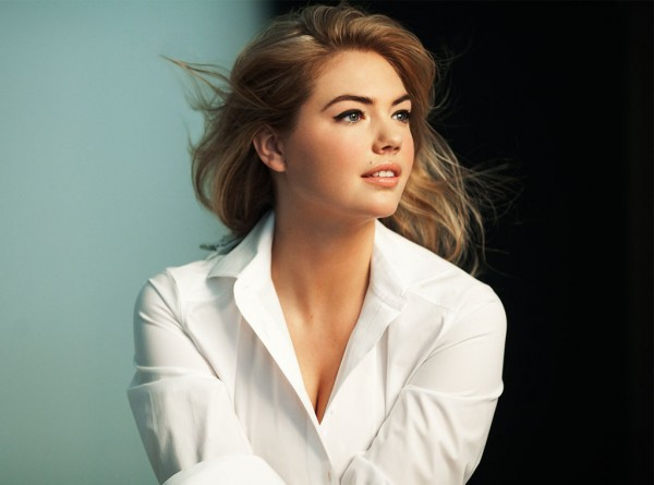 Kate Upton for Bobbi Brown, photographed by Ben Ritter, courtesy of Bobbi Brown