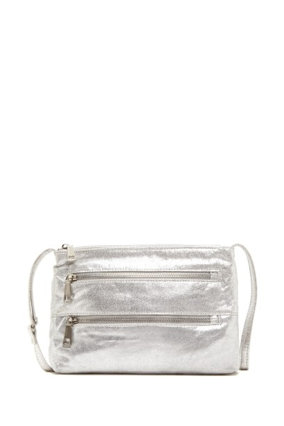 Hobo Mara Zipper Crossbody, $69 at Hautelook and Nordstrom Rack