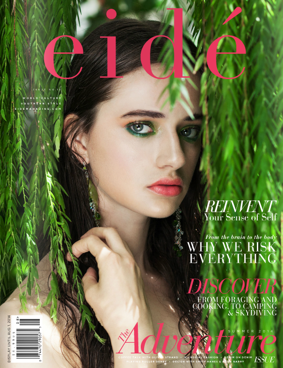 Eide Magazine Summer 2014 Adventure Issue Cover