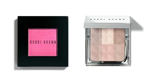 blush and brighten