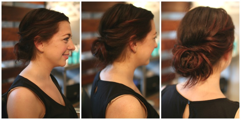 Updo Collage