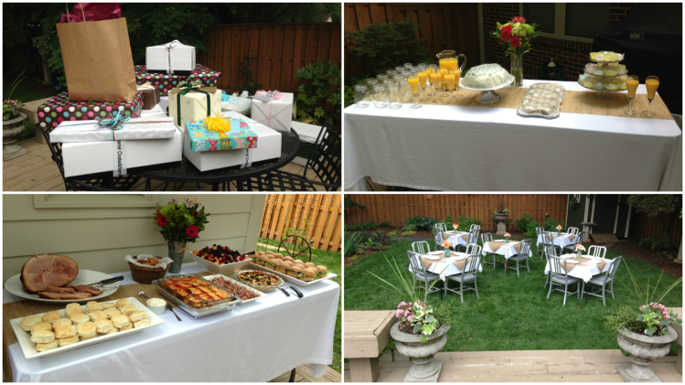 Bodine Feather Wedding Shower