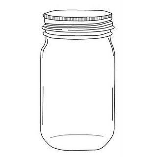 mason jar square