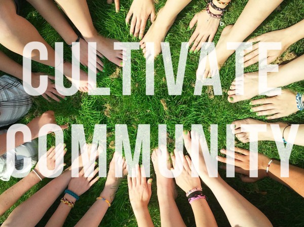 Cultivate Community 2016
